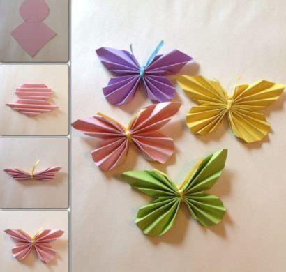 schmetterling falten kindergarten anleitung kreativ basteln 70 ausgefallene sachen die sie aus papier und servietten kreieren k 246 nnen
