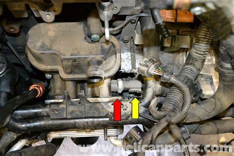 volkswagen golf gti mk  oil pressure switch replacement
