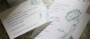 dianthus personalised wedding invitations the letter press With luxury wedding invitations northern ireland