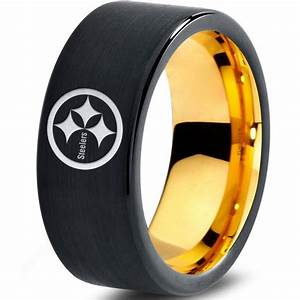 29 best steel wheels images on pinterest steeler nation With wedding rings pittsburgh