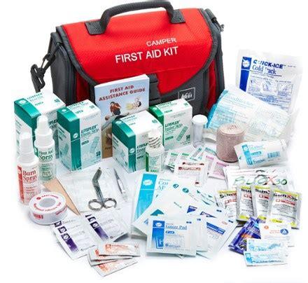 REI Camper First-Aid Kit - REI.com