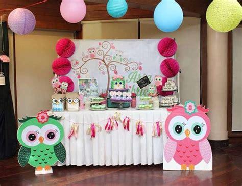 owl party decorations ideas  pinterest diy