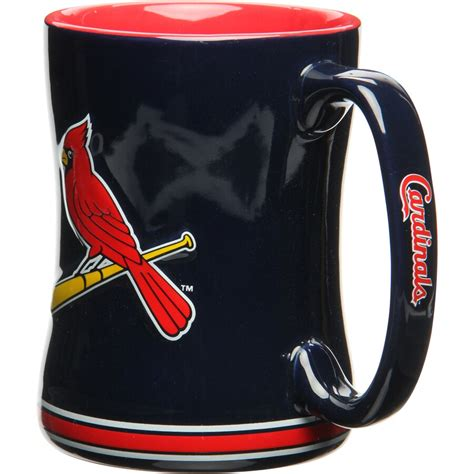2,061 likes · 1 talking about this. St. Louis Cardinals 14oz. Relief Coffee Mug