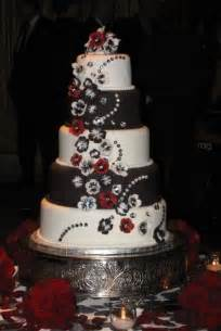 black and white wedding cake amazing black and white wedding cakes 27 pic awesome pictures