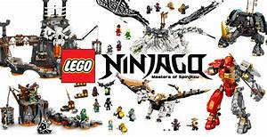 lego ninjago season 13 products released in the second