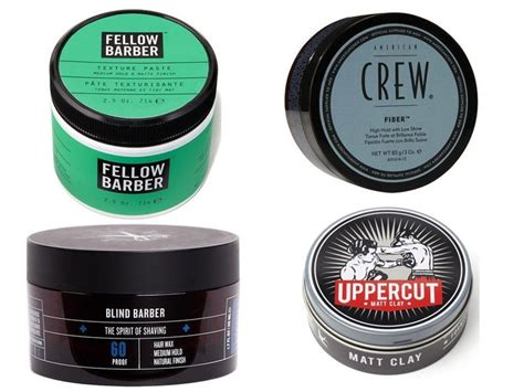 best hair styling wax products the only 3 hair products need to use business insider 6755