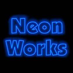 Neon Works Home