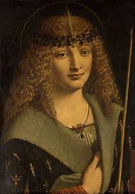 Saint Sebastian Painting Renaissance