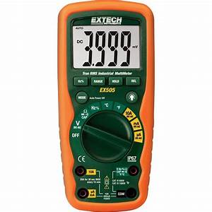 Power Gear 500-volt Analog Multimeter-50952