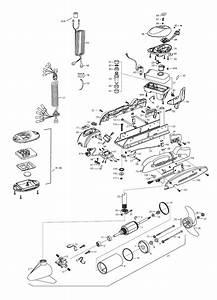 Minn Kota Riptide 70 Sp Autopilot Parts