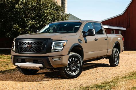 2020 Nissan Titan XD Review: The Full-Size Truck Nissan ...