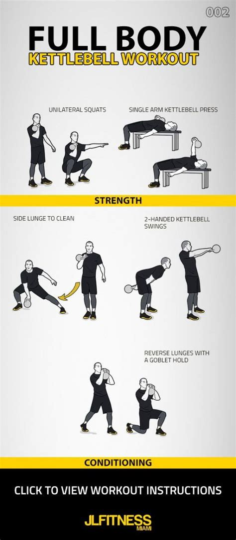 kettlebell workout body ift tt challenge quotes workouts
