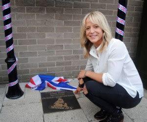 downend honours olympic star jenny jones  week