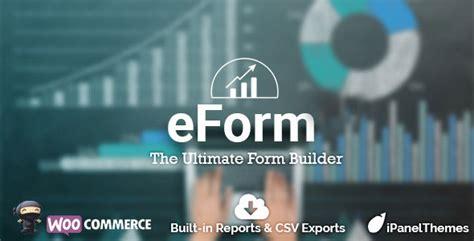 eform form builder eform v3 5 0 form builder 187 premium scripts