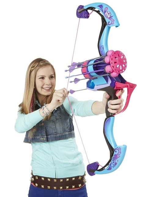 Nerf Rebelle: Arrow Revolution Bow   Toy   at Mighty Ape NZ