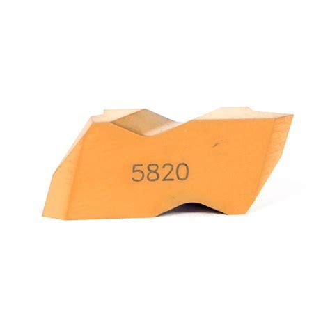 Waltervalenite Carbide Grooving Insert Vltf 3l 5820 23477