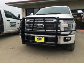 2015-2017 Ford F150 Ranch Hand Legend Grille Guard GGF15HBL1