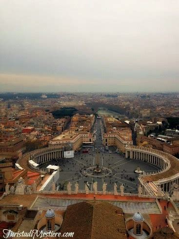 Gradini Cupola San Pietro by Roma Dall Alto Panorama Dalla Cupola Di San Pietro
