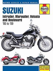 2009 Suzuki Boulevard C50 Owners Manual Pdf