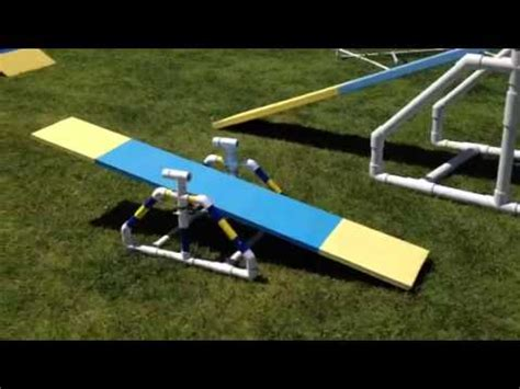 dog agility equipment  pet butlers youtube