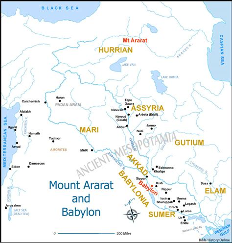 online offender maps mt ararat mount ararat and babylon old testament maps bible