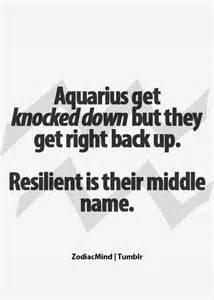 Aquarius Zodiac Mind