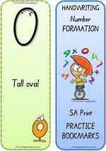 foundation handwriting letter formation vic modern pre