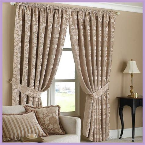Modern Living Room Curtains Ideas 1HomeDesignsCom