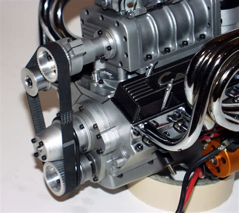 Different Types Of V-8 Conley Engines