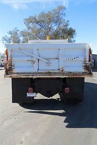 2000 Sterling Trucks L7501 10 Ft  Steel D U0026h Dump Truck For