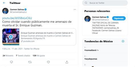 Enrique Guzmán amenaza de muerte a Carmen Salinas Frida Sofía