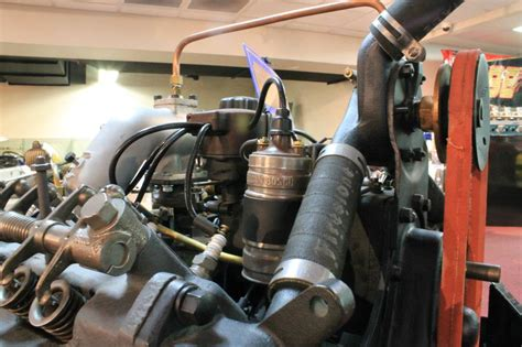 Speedway Motor's Museum Of American Speed Showcases First