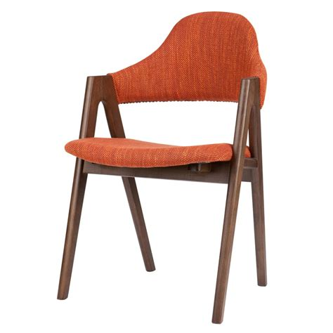 ash wood chair dining chair fabric thailand stylish