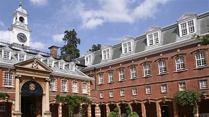 Blucher Wellington College Houses