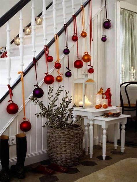 deko ideen weihnachten weihnachtliche bastelideen dekoideen weihnachten flur