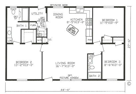 2 bedroom house floor plans open floor plan 2 bedroom 2 bath open floor plans gurus floor