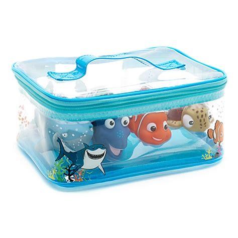 finding nemo baby bath set disney bath toys cars princess mickey mouse new bnib