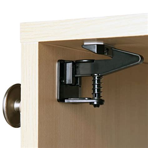 no drill baby cabinet locks child safety cabinet locks latches by safe latch no