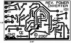 500w Mosfet Inverter 12v To 110v    220v