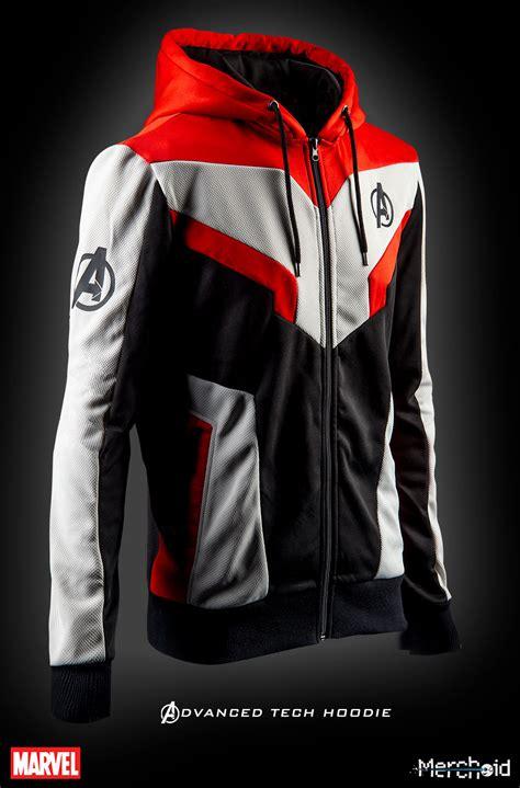 avengers advanced tech hoodies    geared