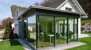 Haustüren Mit Viel Glas : wintergarten wohnwintergarten wohnraumerweiterungen ~ Michelbontemps.com Haus und Dekorationen