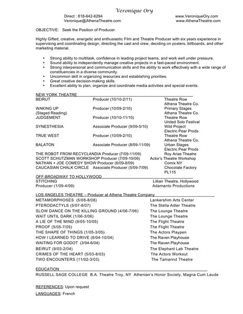 American Resume Format 2015 by New Resume Format 2015 Doc Resume Objectives For Internships Ses Resume Exle Sle Resume