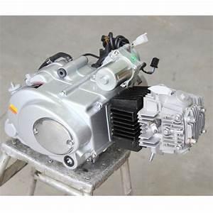 4 Stroke 110cc Semi Auto Engine Motor Upgrade For 70cc