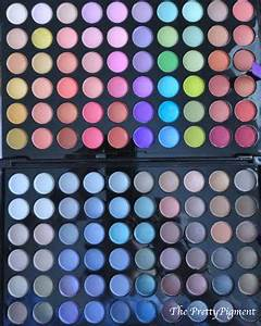 120 Color Palette 3rd Edition Bright Neutral Makeup Bh