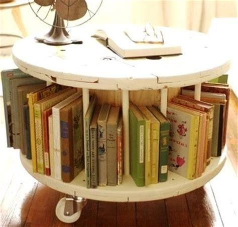 creez  meuble original recyclez  touret mikit