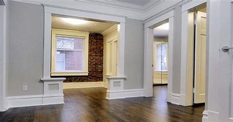 sherwin williams colonnade gray love  floors