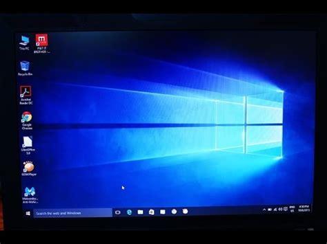 display  computer windows  personal folder