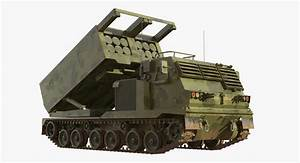 3D m270 multiple launch rocket model - TurboSquid 1190895