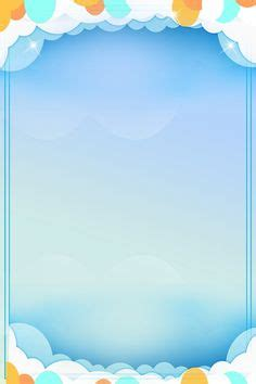 baby shower border templates baby boy background