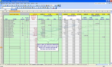 accounts receivable spreadsheet printable spreadshee